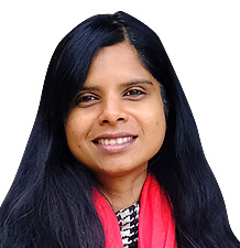 B. Reeja Jayan